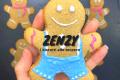 Zenzy - biscotti natalizi allo zenzero