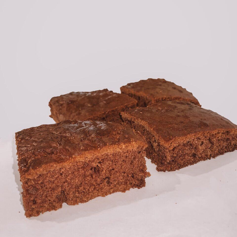 Ricetta brownies senza zucchero