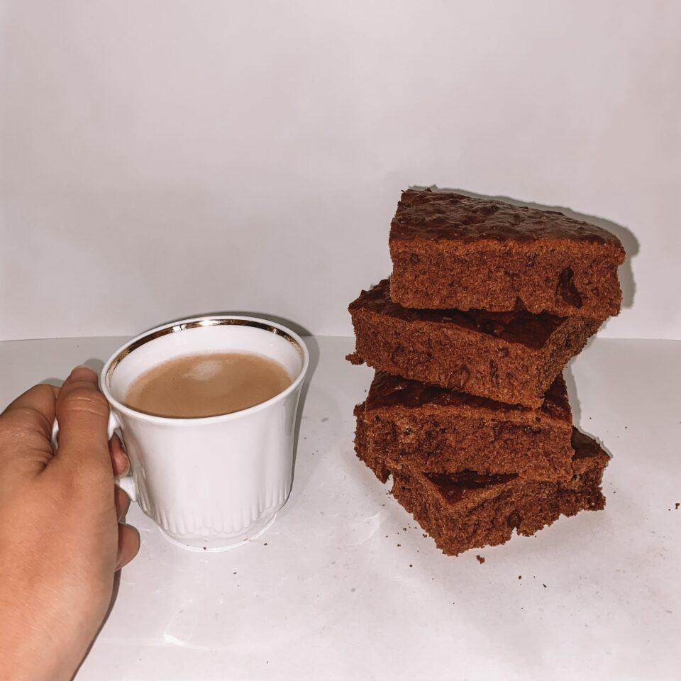 Ricetta brownies senza zucchero 2
