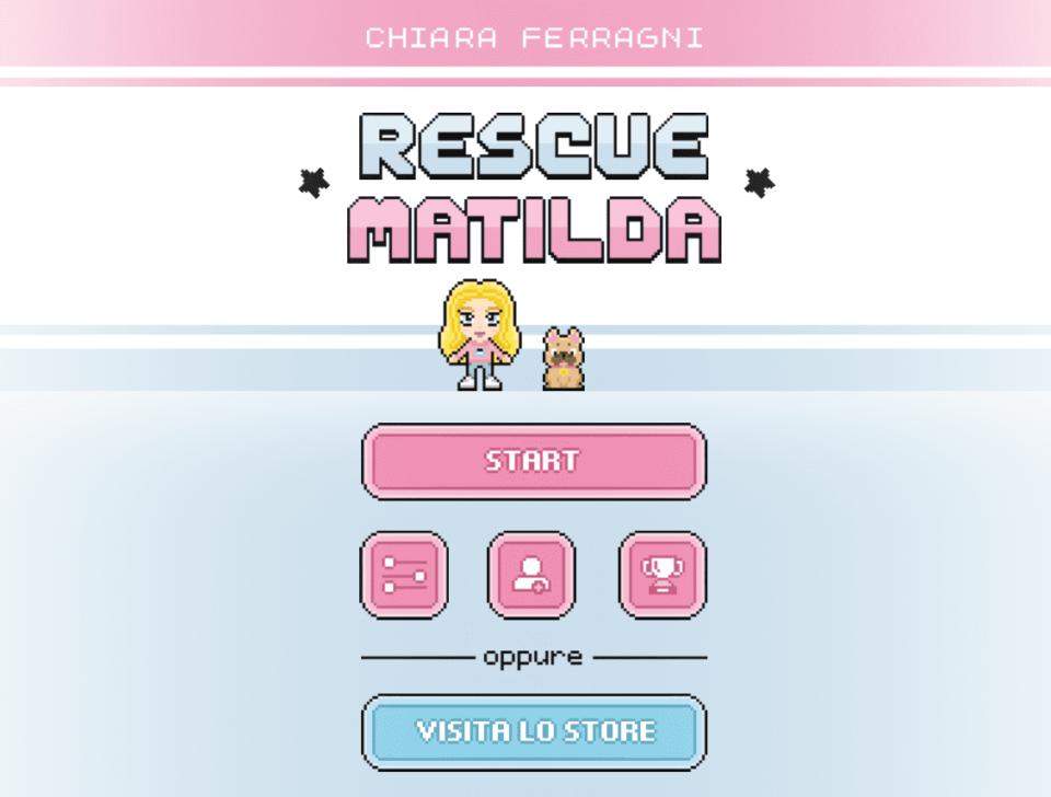 Videogame Rescue Matilda Image