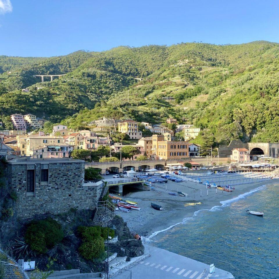 fotografia paesaggio monterosso