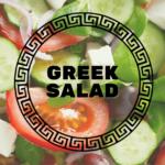 Copertina Greek Salad
