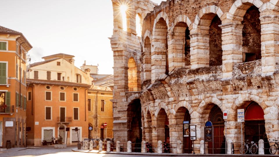 Cosa vedere a Verona: Arena di Verona