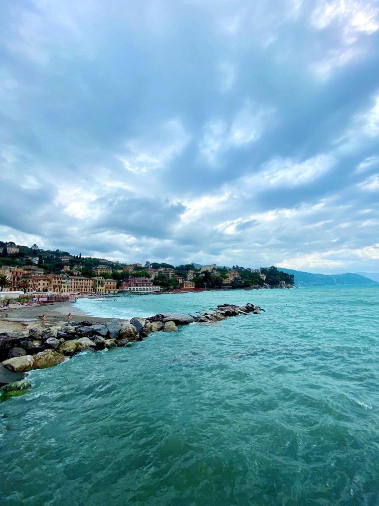 Lungomare a Santa Margherita Ligure