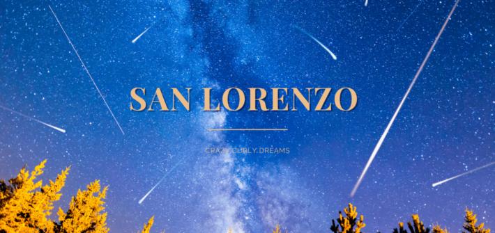 Copertina Notte di San Lorenzo a Milano