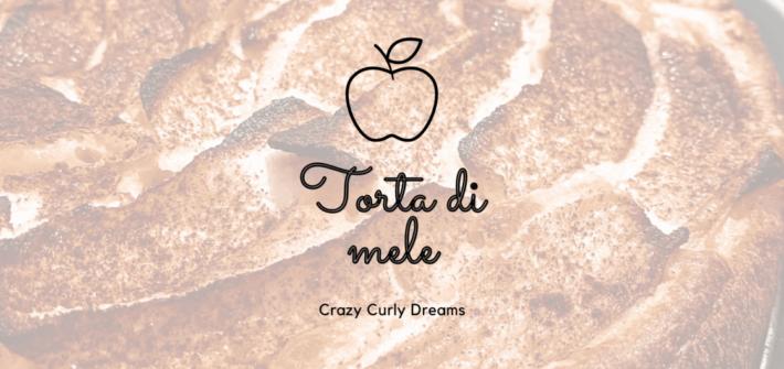 Copertina ricetta torta di mele